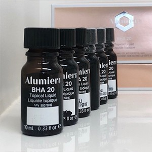 alumiers glow peel