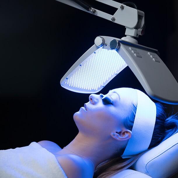 led light therapy kitsilano